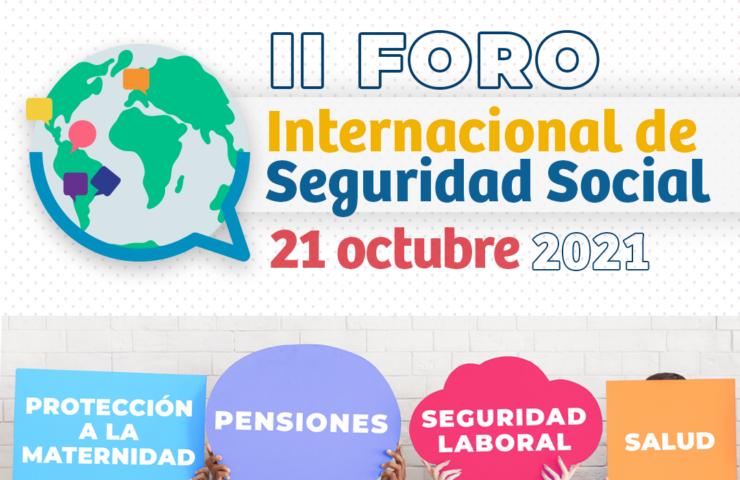 Asociación de Mutuales participará en el II Foro Internacional de Seguridad Social